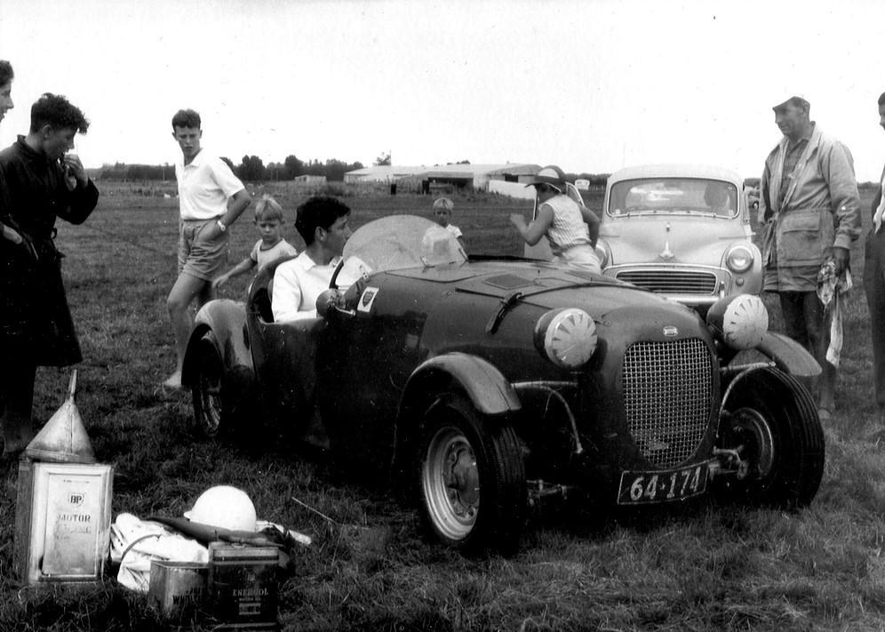 1960 Howden Ganley Buckler Mk5 – Waharoa – Brothers Denis & Garth