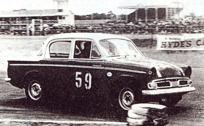 1963 Levin 12 January – Dennis Marwood Humber 80