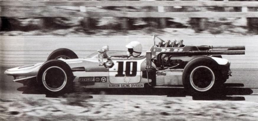 1969 Bay Park 28 Dec 69 – 5th Place Dennis Marwood Eisert Chev