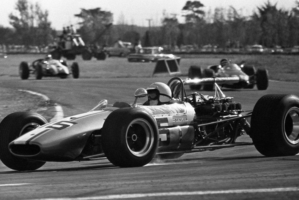 1969 Levin 22 March #15 Dennis Marwood Rorstan Brabham BT19 Climax Leads
