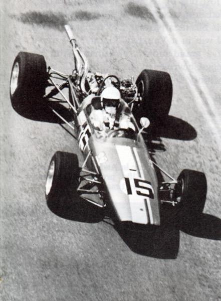1969 Wigram 18 January Dennis Marwood Rorstan Brabham B19 Climax