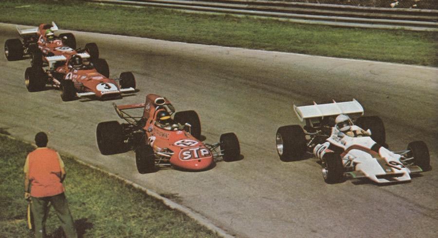 1971 Italian GP, Monza 5 Sep 71