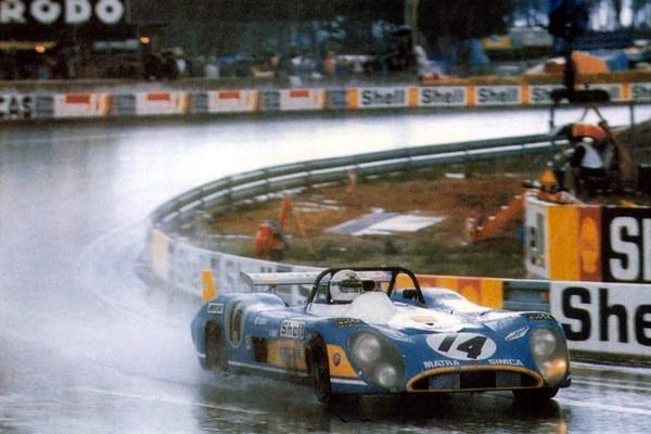 1972 Howden Ganley Francois Cevert Matra Simca MS670 V12 – 2nd Place Le Mans 24 Hour