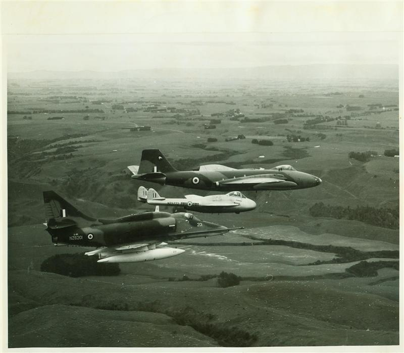 Changes In Ohakea Aircraft – 14 July 1970 2