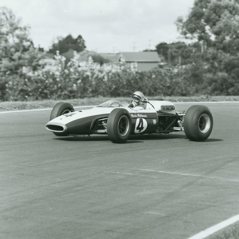 Dennis Marwood Rothmans Cooper T66 Climax
