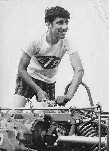 Howden Ganley 1967 Brabham BT21–20 F3 – Hameenlinna, Finland. 6 August 1967