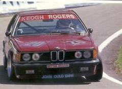 Jim Keogh BMW 635CSi – Bathurst – photo via Jim Keogh