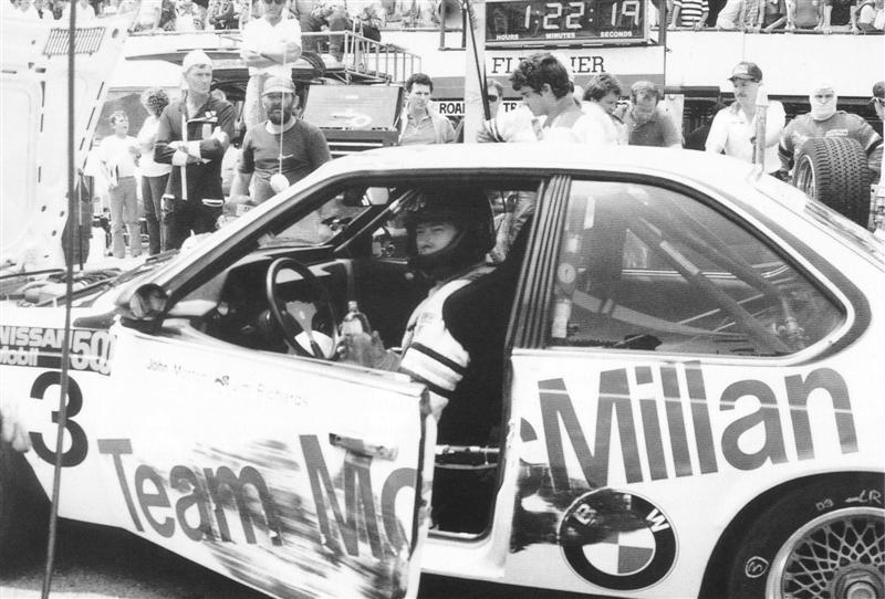 Jim Richards John Morton BMW 635CSi