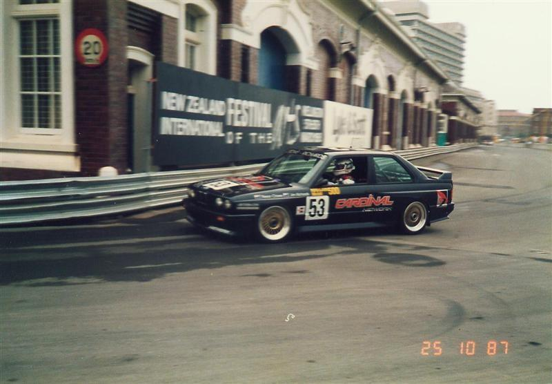 Jim Richards Trevor Crowe – BMW M3 2332cc