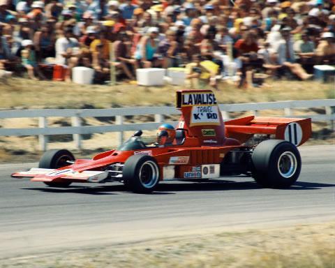 Ken Smith Lola T332 HU8 F5000 – Baypark 29 December 1974 Graham Rendell Photo