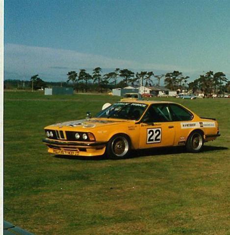 McKellar Prince BMW 635CSi – Ohakea