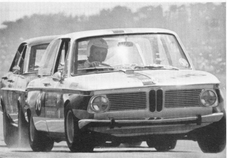 Rodger Anderson – 1969 BMW 2002 Ti Alpina