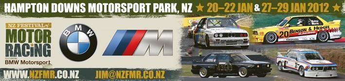 Bmw Motorsport In New Zealand