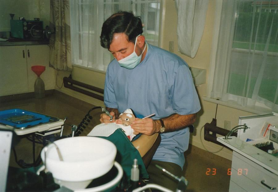 Merv At The Dentist